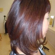髪質改善縮毛矯正&カラー