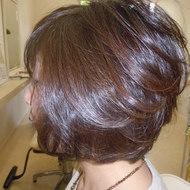 髪質改善パーマ&カラー
