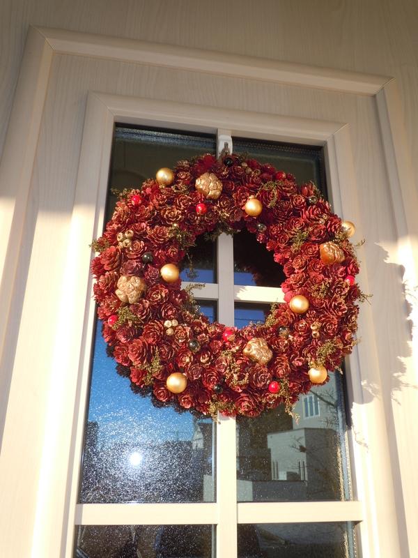 クリスマスっぽい?